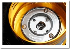 SHIMANO--TWIN--POWER-SW-----Particolare-interno-bobina-la-serie-dischi-frizione