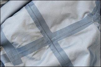 Waders-particolare-cuciture-saldate