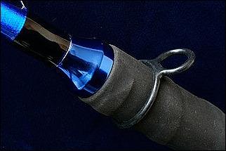 OKUMA-CEDROS-----Particolare--assist-hook-retainer-in-gomma