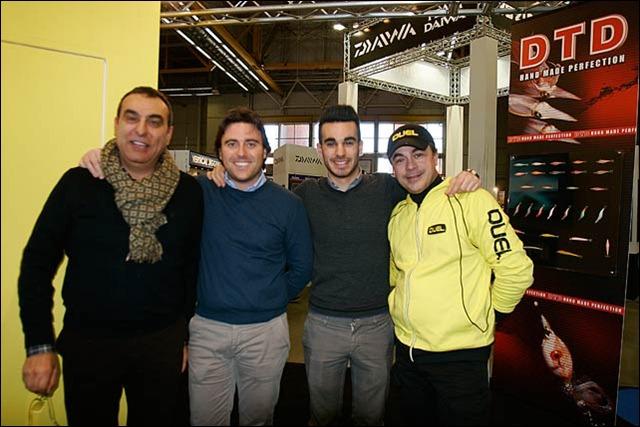 Sergio-Pesca-e-Son-con-Alessandro-e-Massimo-da-IFISH