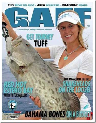 Gaff-Magazine