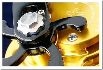TIBURON--SST-Automatic-2-Speed-ghiera-a-stella-regolazione-dual-drag