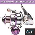ATC Astromac spinning reels