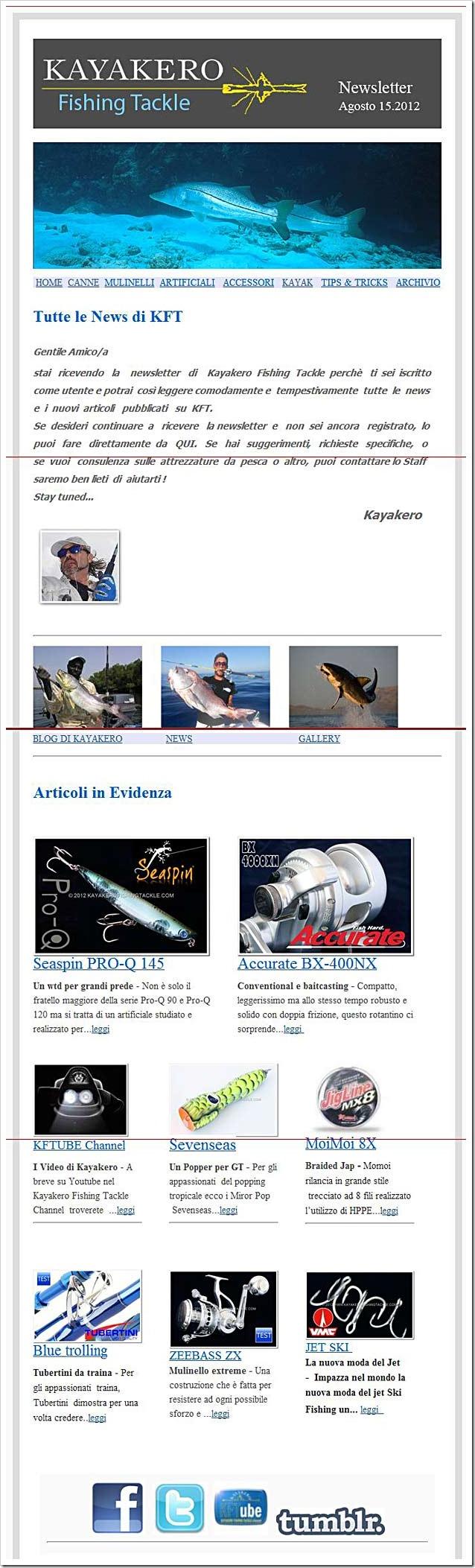 Newsletter-Kayakero-Fishing-Tackle