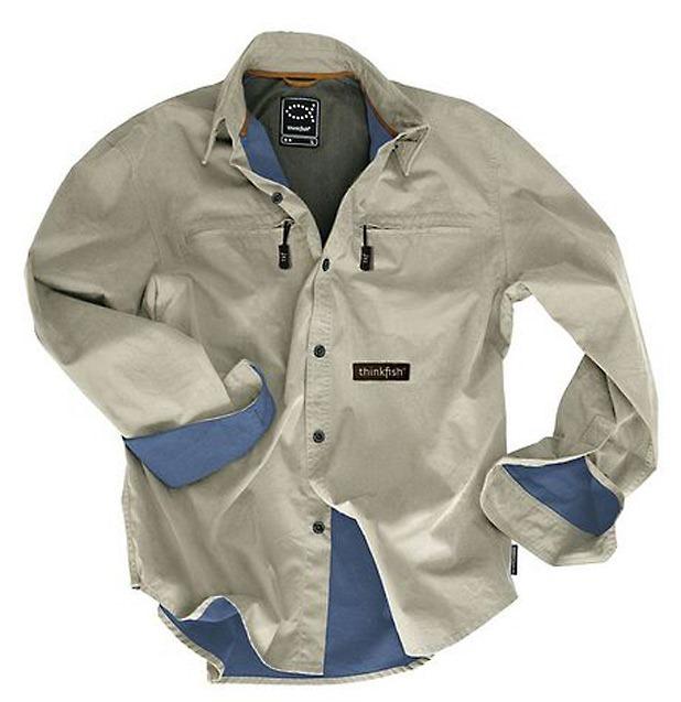 Thinkfish-vest