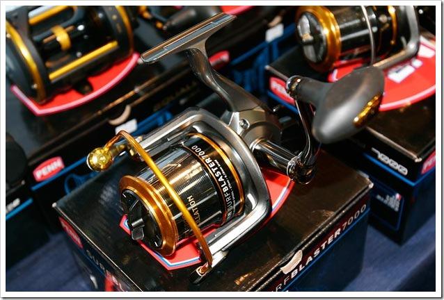 MONDO-PESCA-Report---Stand-Hobby Fish-Penn-Surfblaster-7000