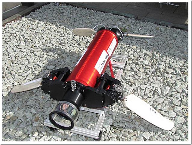 Naro Tartaruga Robot motore