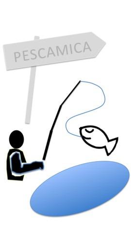 Pescamica app gratuita for Realizzazione laghetti artificiali quanto costa