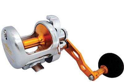 Ajiking-conventional-Reel-orange