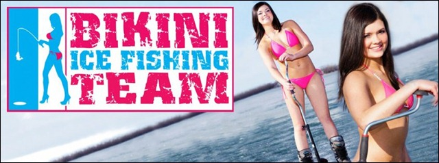 Bikini Ice Fishing 2013 calendar3