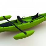 Rønnest Angler Kayak