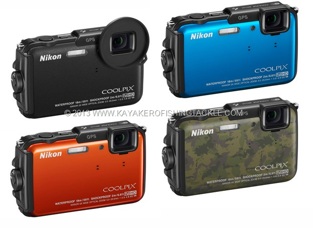 Nikon-Coolpix-AW110-colori-disponibili