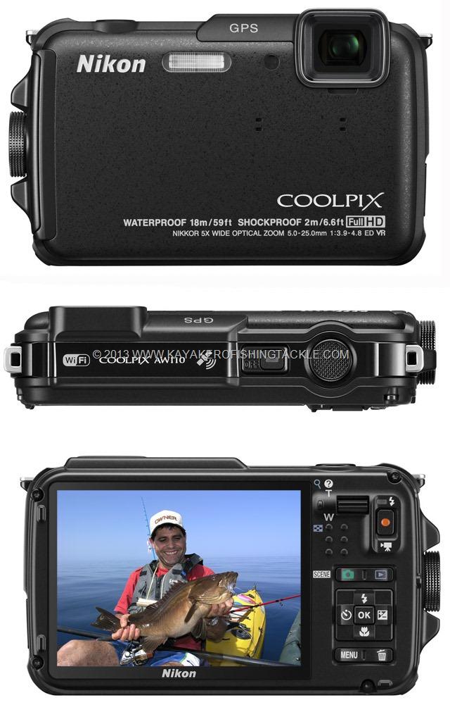 Nikon-Coolpix-AW110-vista-frontale-superiore-posteriore