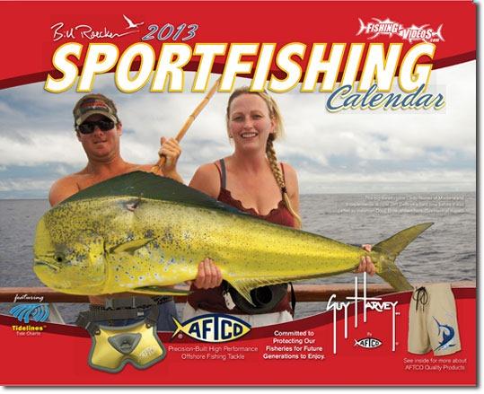 Sportfishing 2013calendar