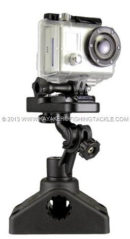 Scotty montaggio GoPro