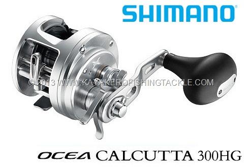 Shimano Ocea Calcutta 301HG