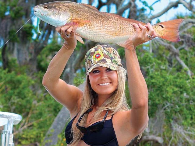 Women anglers f