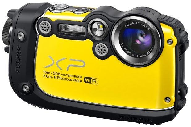 Fujifilm-Finepix-XT200-da-kayak