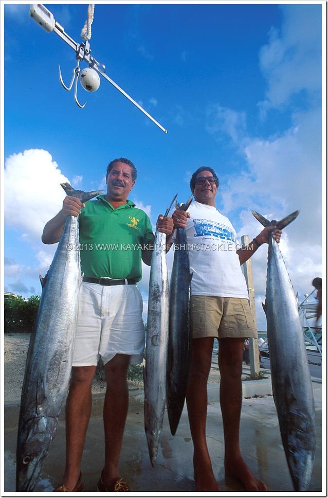 Wahoo-Cayman----14----Wahoo-alla-pesatura