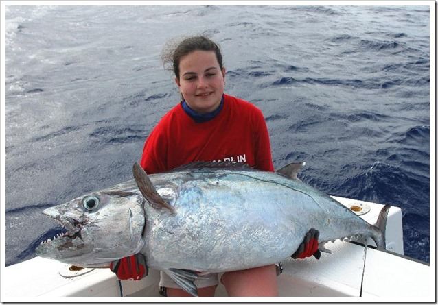 Dogtooth Tuna women