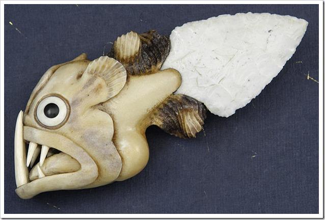 Knives Fish Angler Fish Dagger