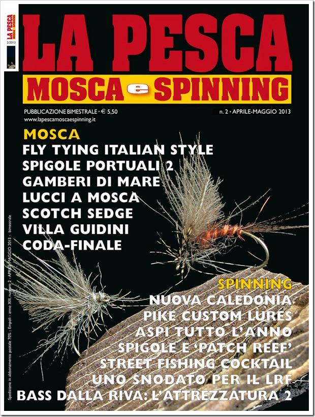Pesca Mosta e Spinning cover2_2013