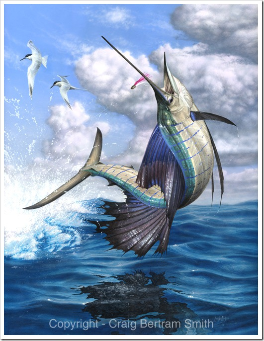 Sailfish-painting-L