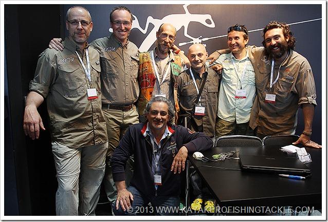 EFTTEX-VIENNA-2013---Seaspin-Staff