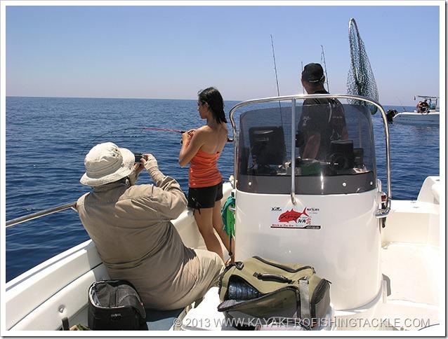 Jigging-in-Sicilia-2013-----Combattimento-con-corazziere-e-ripresa-GoPro