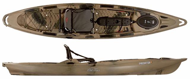 Predator-Kayak-viste-totali