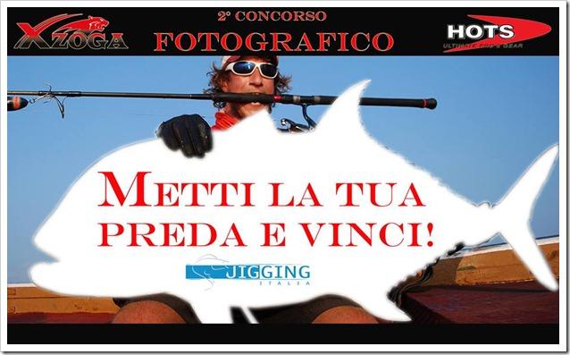 Concorso fotografico Jigging Italia