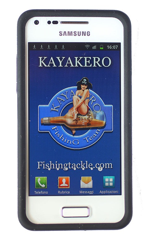 Kayakero-Smartphone