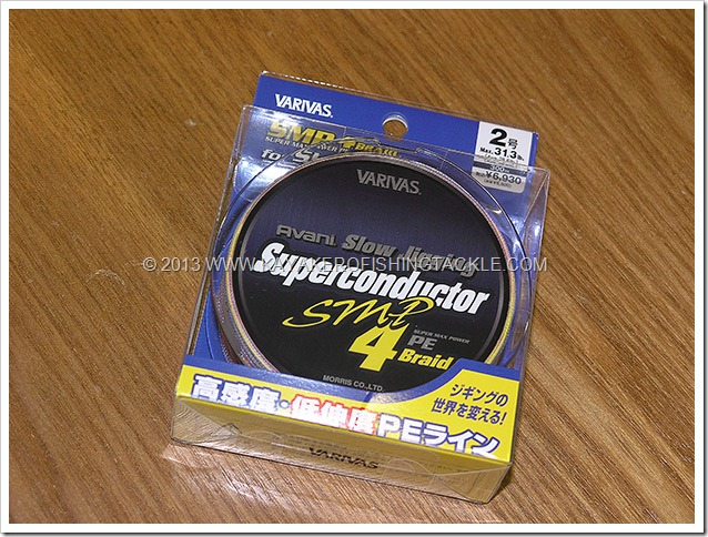 SERGIO-PESCA-----Superconductor-SMP-Varivas