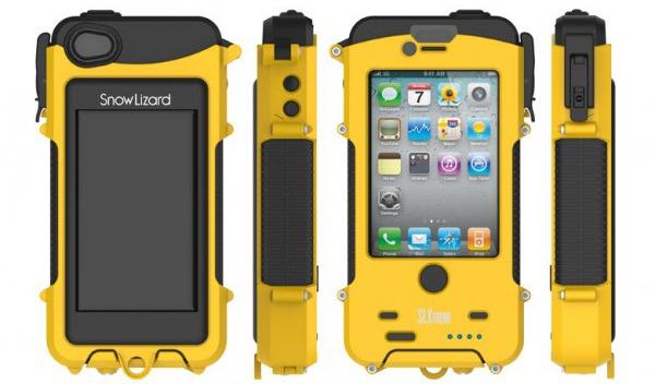 Snowlizard Xtreme IPhone