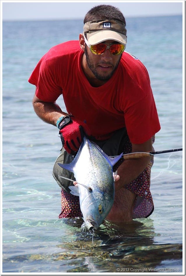 Sudan-fly-fishing-trevally-con-popper