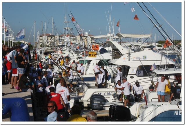Championat du Monde Big Game marina