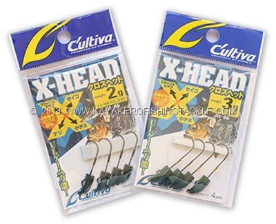 Cultiva-XHead