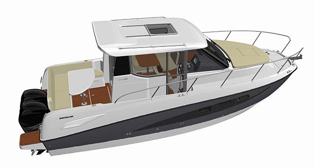 Quicksilver-Activ-855-Cruiser-fuoribordo