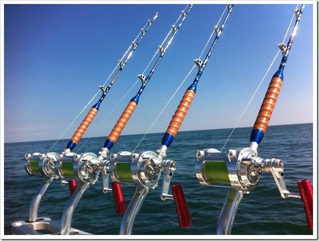 Artico Tecnic 50 Dinanotex custom rods