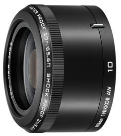 NIKKOR AW 10mm