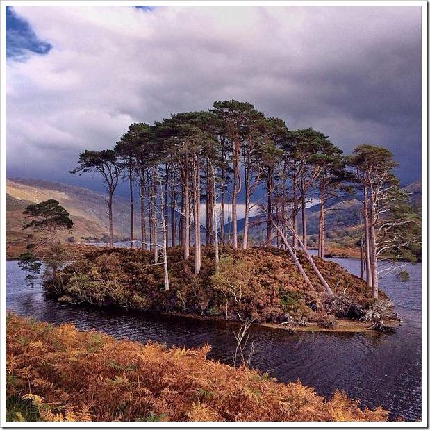 IPhone 5 photos Loch Eilt Glenfiinnan