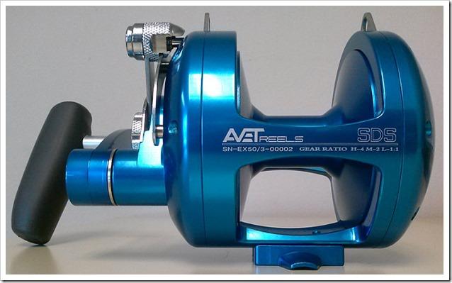 Avet EX 50 3 speed 1