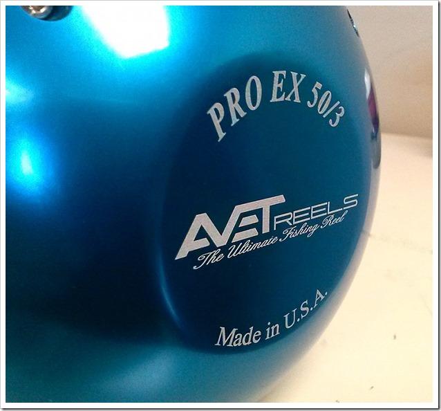 Avet EX 50 3 speed 5