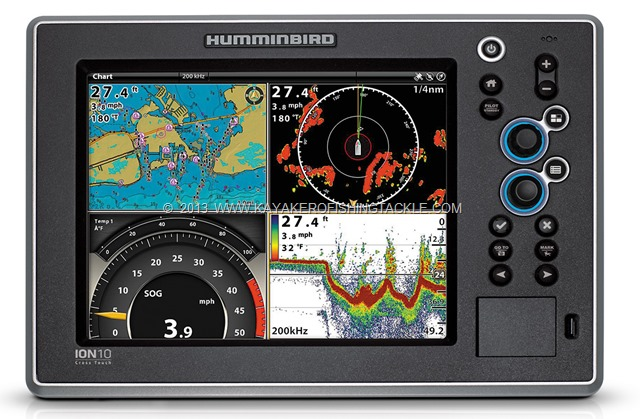 HUMMINBIRD ION 10