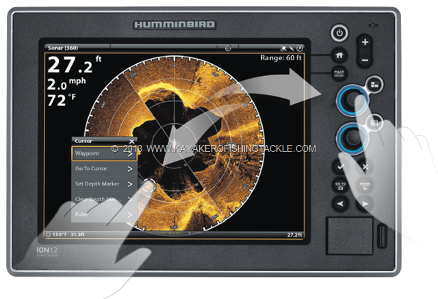 HUMMINBIRD touch