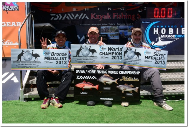Hobie Fishing World Championships 2013