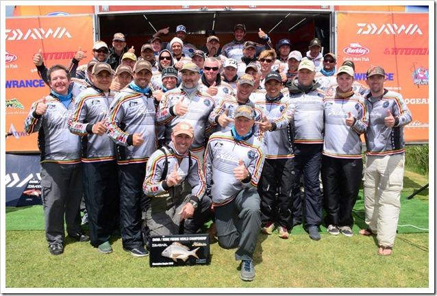 Hobie World Championship Australia. foto di gruppo
