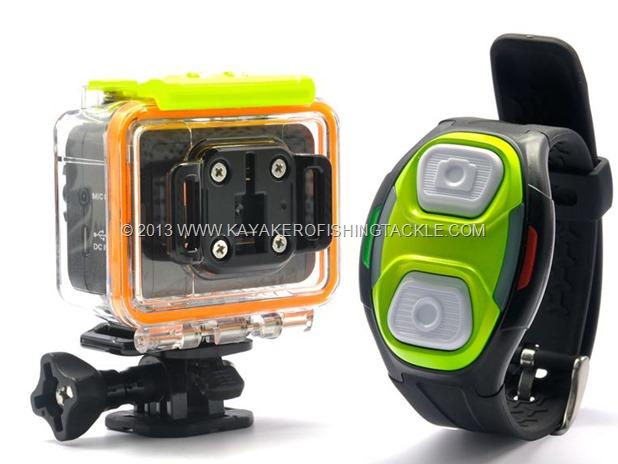 Helix 1080p_HD_Sport_Action_Camera vista posteriore