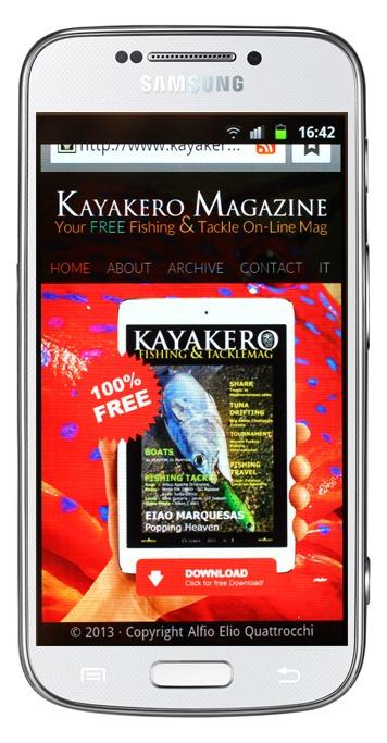 KAYAKERO-MAGAZINE-su-GALAXY-S4