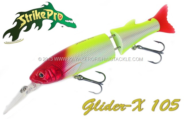 STRIKE-PRO-Glider-X-105-cover